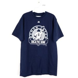 New York Yankees Derek Jeter 3000 Hits T Shirt